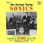 This Is... The Savage Young Sonics by The Sonics (CD, Oct-2001, Norton)