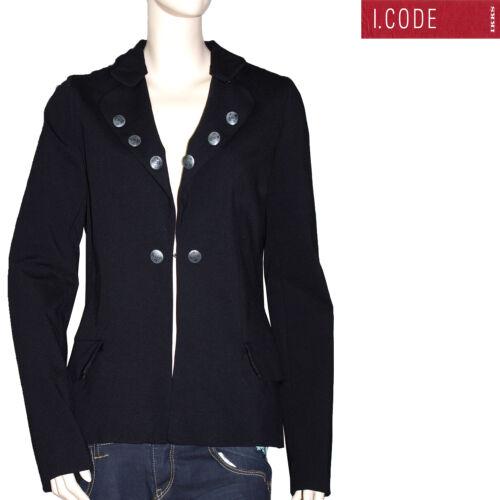 Veste noir I.CODE by IKKS femme