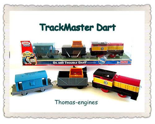 Thomas the tank engine  TRACKMASTER TRAIN   *** Dart *** new in box