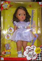 2004 Newterri Lee16vhtfbirthday Party Funbrunette Hair9 Acccutest Doll