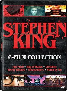 STEPHEN-KING-APT-PUPIL-SECRET-WINDOW-BAG-OF-BONES-CHRISTINE-SLEEPWALKERS