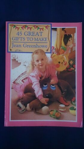 1 of 1 - 45 Great Gifts to Make by Jean Greenhowe (Paperback, 1989)