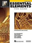 Essential Elements for Band - F Horn Book 1 with Eei by Hal Leonard Publishing Corporation (Paperback / softback, 1999)