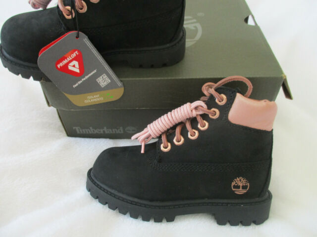 762e49d5da NEW Timberland Premium Girls Toddler Waterproof 6