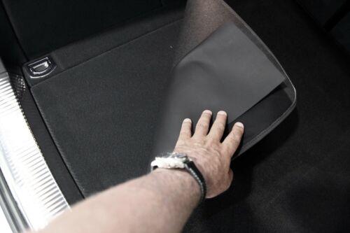 Kofferraummatte mit Ladekantenschutz für BMW X6 G06 mit Schienen SUV ab Bj 2019