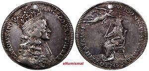 GREAT-BRITAIN-Charles-II-1660-1685-Silver-Coronation-Medal-1661-Eimer-221