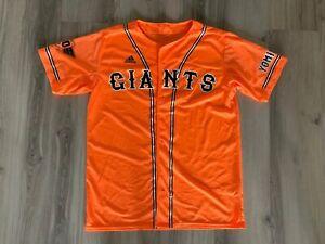 Restricción Cortar arroz  Tokyo Yomiuri Giants 80th aniversario Béisbol Jersey Camisa Adidas | eBay