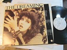 KATE BUSH The Dreaming '82 emi lp vinyl original rare dave gilmour st17084 rare!