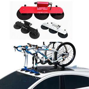 68387f2a021 Bike Rack For Car Roof-Top Suction Bicycle Bolder Carrier For MTB ...