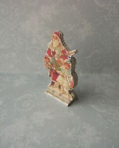 Dollhouse-Miniature-Standing-Santa-Claus-1-12-OOAK-artist-holiday-room-decor