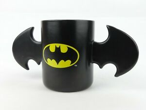Genuine-DC-Comics-3D-Batman-Coffee-Mug-with-Wings-Unused