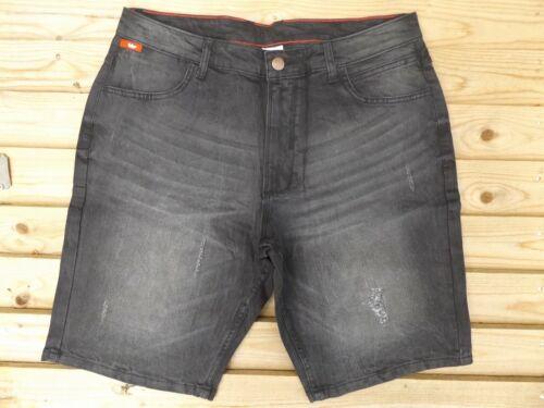 Men/'s NUOVO Lee Cooper Pantaloncini di Jeans in 10 colori opzioni Autentico
