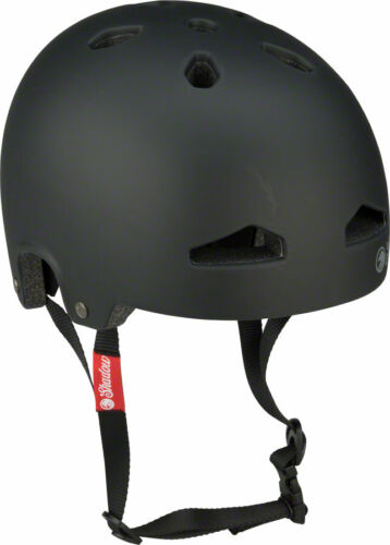 The Shadow Conspiracy Feather Weight CPSC Helmet Small//Medium Matte Black