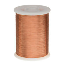 38 Awg Gauge Enameled Copper Magnet Wire 10 Lbs 19952 Length 00043 155c Nat
