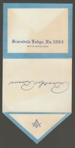 71168-1929-SCARSDALE-LODGE-No-1094-MASONS-INVITATION-to-ATTEND-CEREMONY