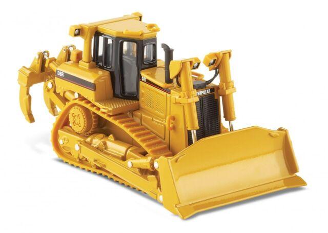 Norscot 55099 Caterpillar Cat D8R Series II Track-Type Tractor Diecast 1:50