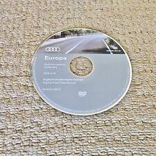 Audi MMI 2G 2017 West Europe Navigation Update DVD Disc A4 S4 A5 S5 A6 S6 A8 Q7