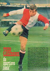 POSTER-THEO-LASEROMS-FEYENOORD-1968-COMES-FROM-DUTCH-COMIC-MAGAZINE-PEP