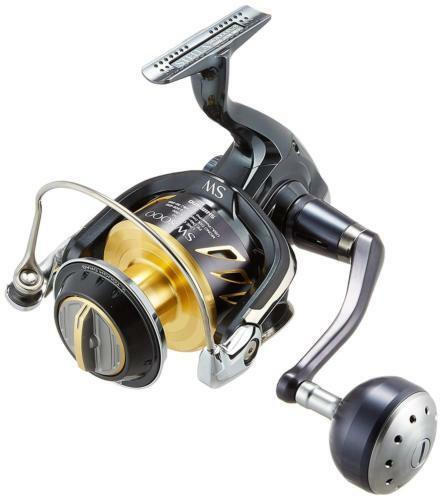 SHIMANO 13 STELLA SW8000PG Fishing REEL  From JAPAN  free shipping on all orders