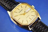 Retro Vintage Phenix Revue Automatic Gents Watch Circa 1970s - Never Worn
