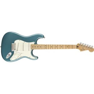 Fender-Player-Stratocaster-Strat-Electric-Guitar-Maple-Fingerboard-Tidepool