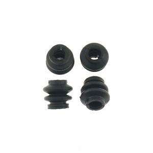 Disc Brake Caliper Guide Pin Boot Kit Front,Rear Carlson 16094