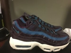 Details about WOMEN'S NIKE AIR MAX 95 SPECIAL EDITION PREMIUM SHOE PORT WINE AH8697 600 NEW