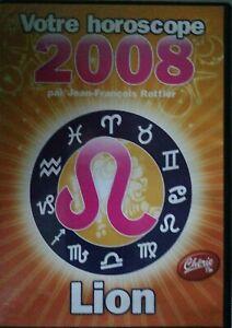 Votre-Horoscope-2008-Lion-DVD-Jean-Francois-Rottier