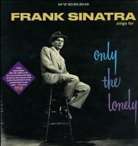 Sinatra-Frank-Sings-only-for-the-lonely-180-gram-New-Vinyl