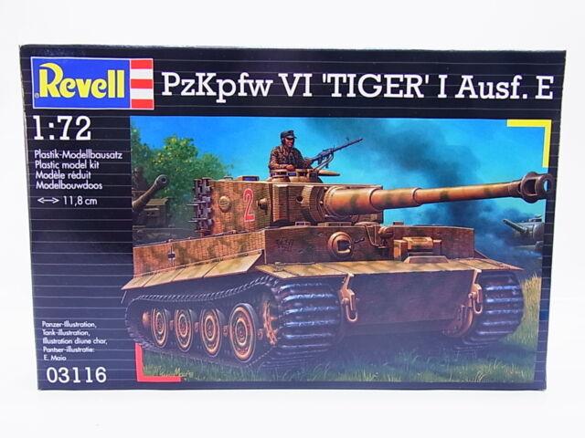 Revell 1:72 Bausatz Neu M4A1 Sherman 03196 Ovp
