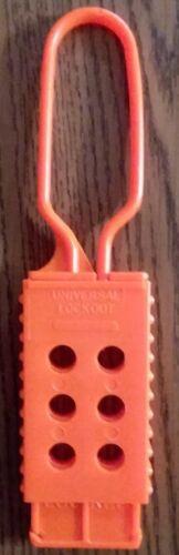 Master Lock-bloqueo cerrojo de nylon-no conductor (Lote de 2)