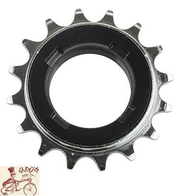 "ORIGIN8 HORNET 108 PERFORMANCE 8-KEY RELEASE 17T--3//32/"" TEETH BICYCLE FREEWHEEL"
