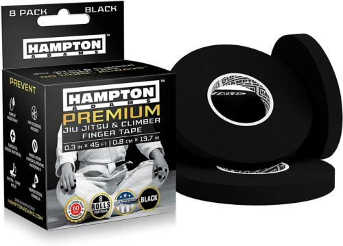 Bouldering CrossfitUltimate Protection  F 8 Pack Details about  / Pro Finger Tape for BJJ