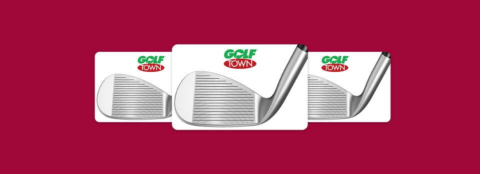 $45 for $50 Golf Town eGift Card