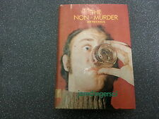 THE NON-MURDER DETECTIVE by JARED INGERSOL ** ROBERT HALE 1972 H/B with D/W **