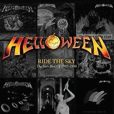 Ride the Sky: The Very Best of 1985-1998 by Helloween (CD, Jul-2016, Sanctuary …