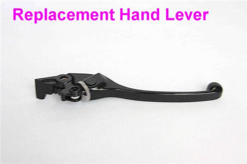 Black BRAKE CLUTCH LEVERS for HONDA CBR 600 F1 F2 F3 F4 F4i Hurricane NC700 S//X