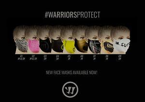 Warrior Eishockey Mund- und Nasenabdeckung / Alltagsmaske