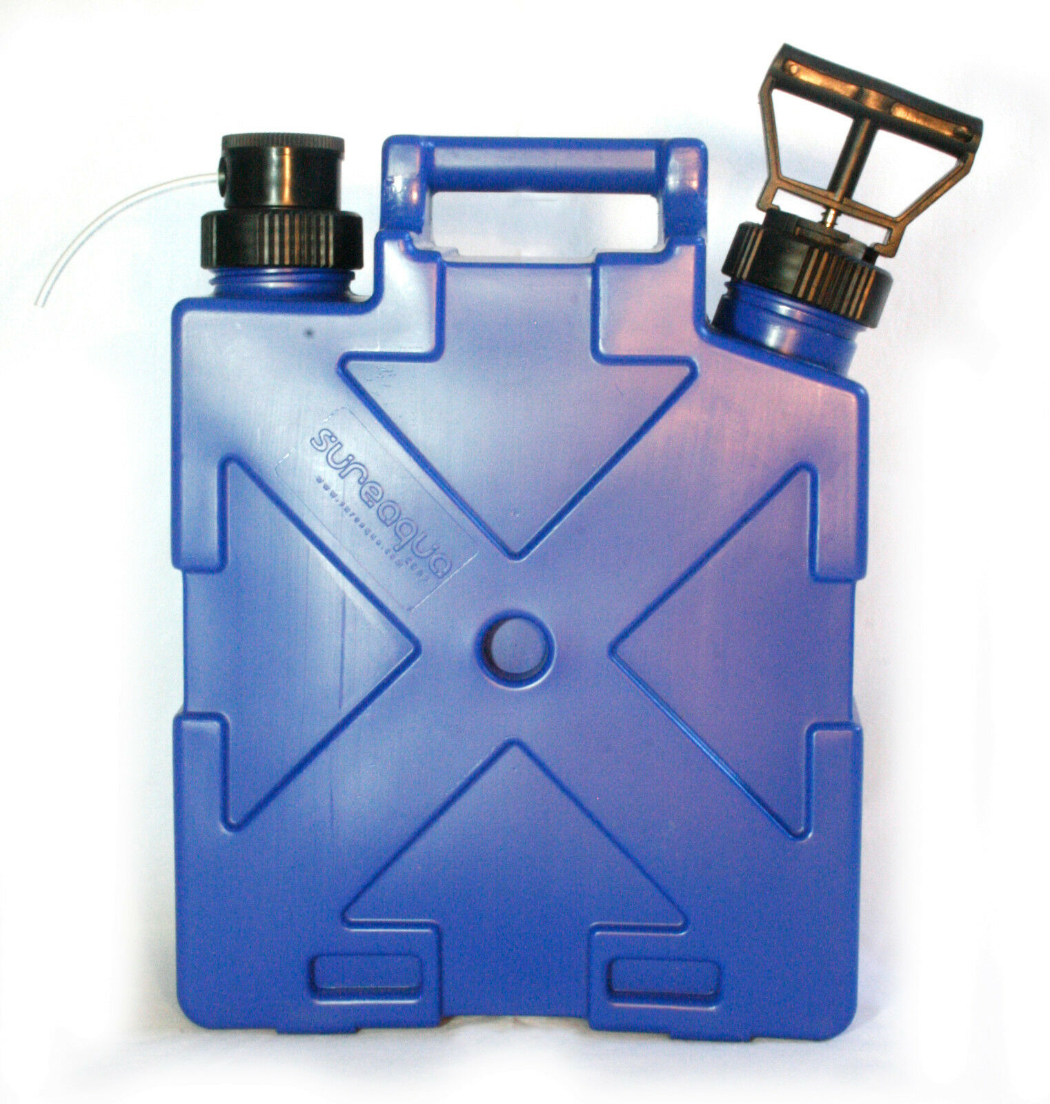 JerryCan{ Portable lightweight Water Filter  -Reuseable upto 25000 gallons  in stadium promotions