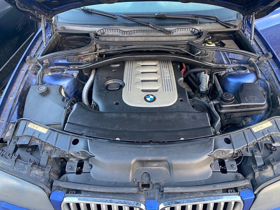 BMW X3, 3,0 SD Steptr., Diesel