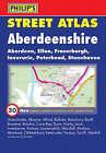 Philip's Street Atlas Aberdeenshire: Aberdeen, Ellon, Fraserburgh, Inverurie, Peterhead, Stonehaven by Octopus Publishing Group (Paperback, 2008)