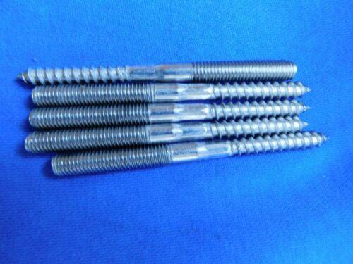 Stockschrauben V2A M8x80 100 120 versch Längen Edelstahl