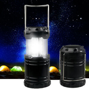 Silverpoint led camping lantern