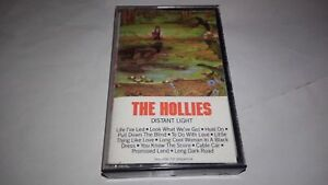 """The Hollies """"Distant Light"""" Cassette with Long Cool Woman in a Black Dress"""