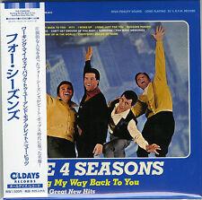 FOUR SEASONS-WORKING MY WAY BACK TO YOU AND...-JAPAN MINI LP CD BONUS TRACK C94