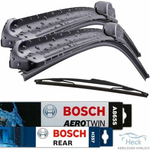 H357 OPEL ZAFIRA TOURER C BOSCH Scheibenwischer Wischblatt Set A865S