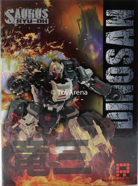 Fansproject Combiner Ryu-Oh  Dinosan (Gairyu) azione cifra Transformers  tutti i prodotti ottengono fino al 34% di sconto