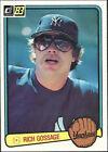 1983 Donruss Rich Gossage #157 Baseball Card