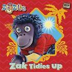 ZingZillas: Zak Tidies Up by BBC Children's Books (Paperback, 2010)
