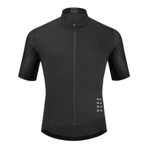 Cycling Jersey Short Sleeve MTB Bike Shirt Mountain Bike Downhill Camping Top